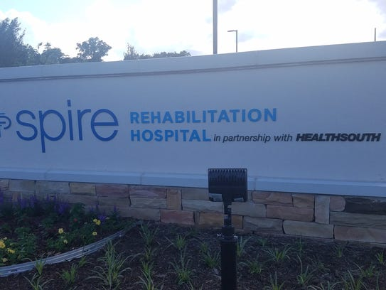 Spire Rehabilitation Hospital, a partnership of HealthSouth