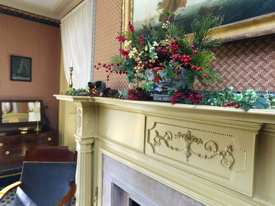 Boscobel House and Gardens in Garrison is ready for