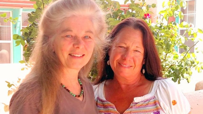 Grant writing workshop facilitators, Susan Wilger, left, and Lisa Jimenez, together have more than 50 years of experience in the nonprofit sector and have written hundreds of local, state and federal grants resulting in millions of dollars in awards.