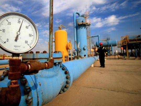 IRAQ-OIL-GAS