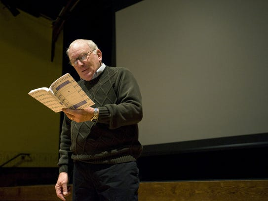 Vermont author Howard Frank Mosher shares stories from