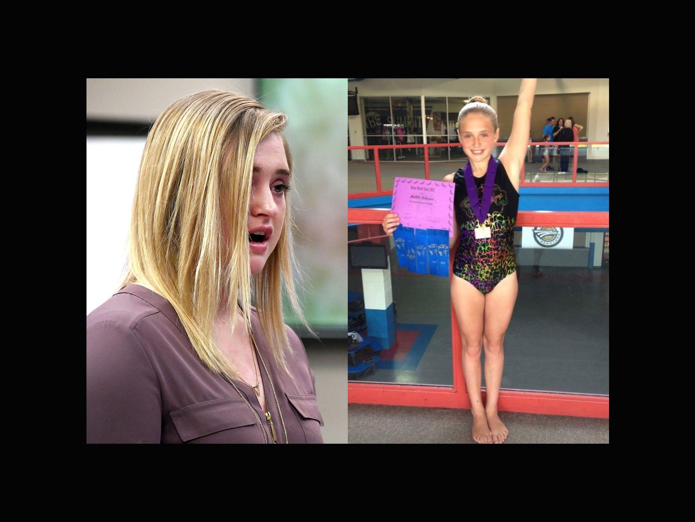 "Maddie Johnson: ""I told my mom I didn't want my dad"