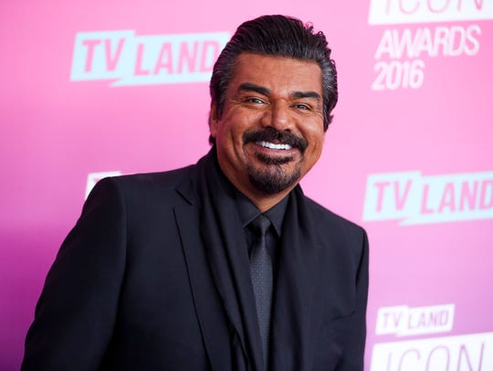George Lopez is part of the all-star lineup at the