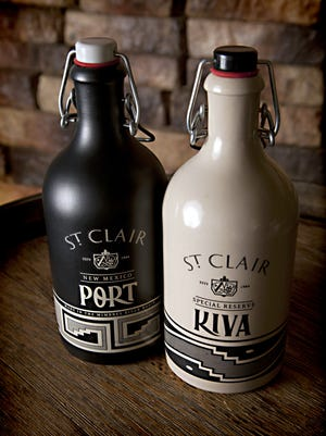 """t. Clair Winery has captured top honors with the newly released dessert wine, Kiva.  Earning a platinum medal and scoring 96 points, the new, fortified wine is labeled """"Superlative"""" by The Tastings.com World Wine Championship Competition."""