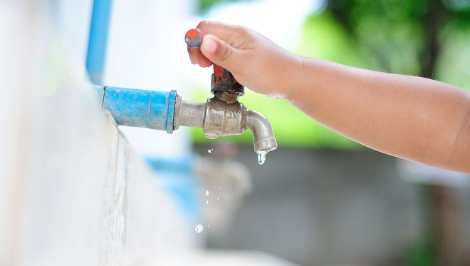 Ontario County asks water customers to refrain from washing vehicles and watering lawns.