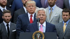 It's time for Robert Kraft and other NFL owners to