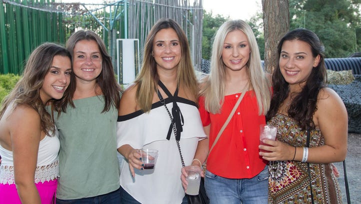 Brianna Mesa, Kaitlin Bourdeau, Rachel Miller, Audrey