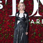 A rare red carpet misfire for Cate Blanchett at the Tonys