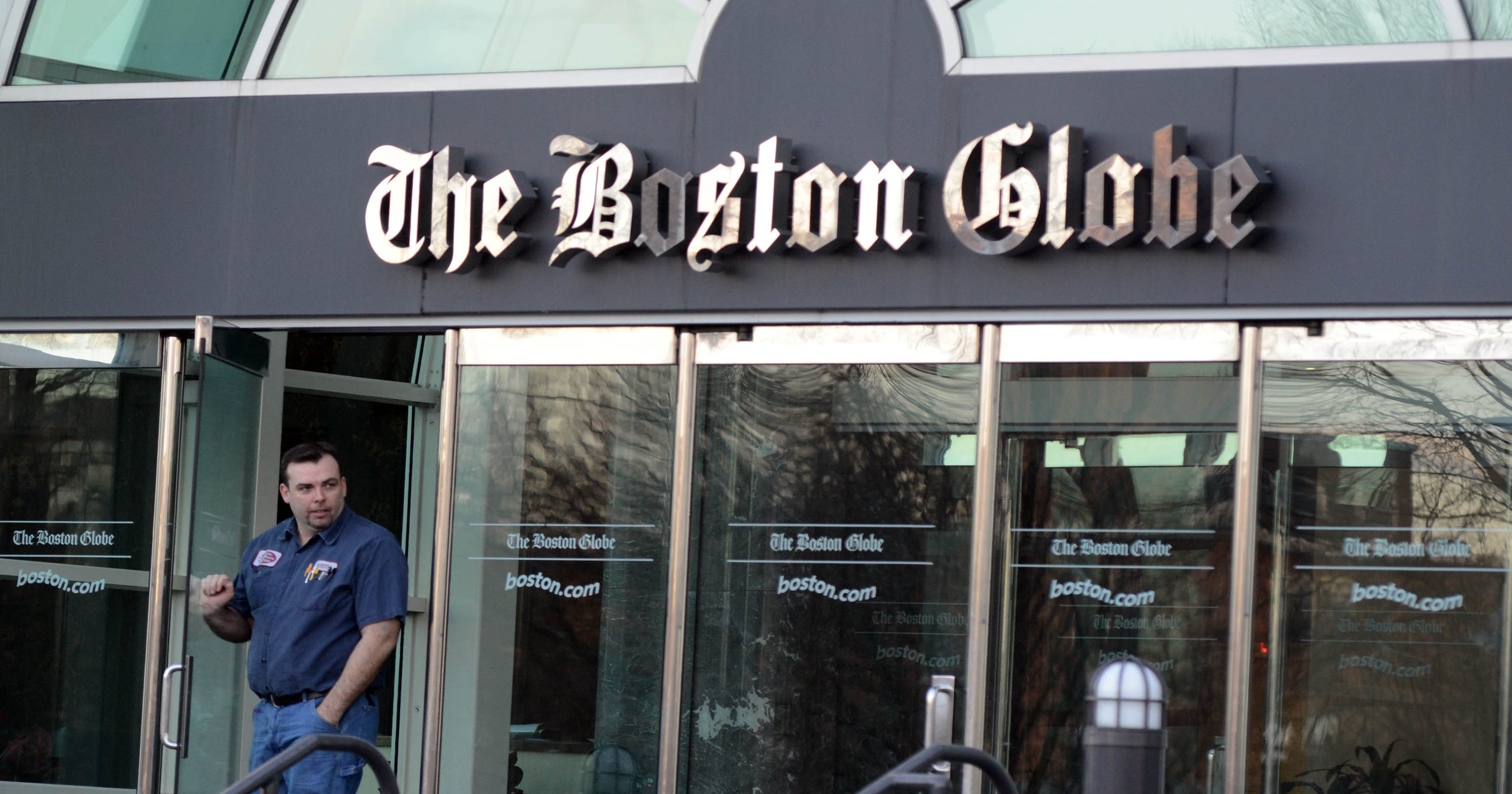 Boston Globe hit with bomb threat after publishing anti-Trump editorial