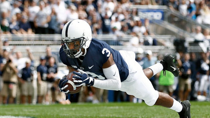 Penn State transformed: Speed, big-play capability mask problems like never before