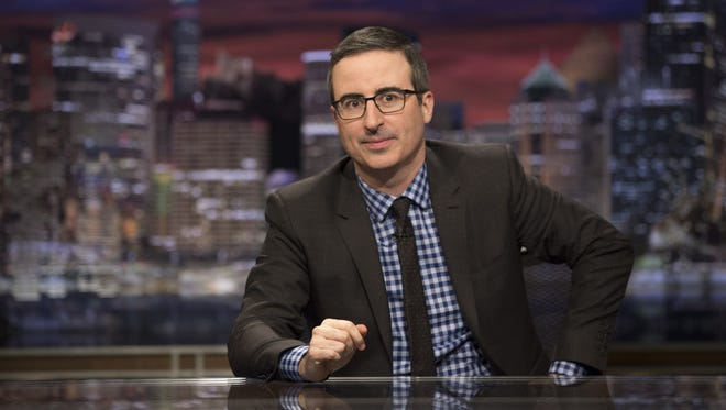 """Last Week Tonight"" host John Oliver has been censored on a Chinese social media site."