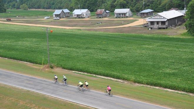 Bikes, Blues & Bayous event