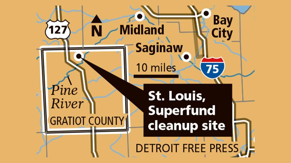EPA creates Superfund site in Michigan; cleanup is $23M