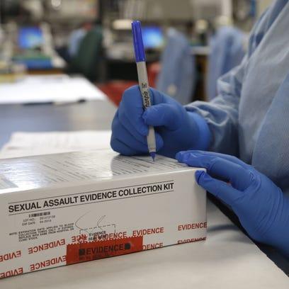 Rape victims deserve fast action on tests