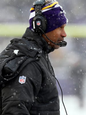 Leslie Frazier spent the 2016 season as the defensive backs coach for the Baltimore Ravens.