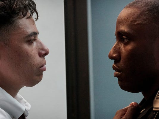 Review: The tense, contemplative 'Monsters and Men' examines the aftermath of a police shooting