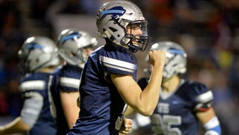 Great Falls High senior Blake Thelen talks about his multi-sports Bison days and where his college career might lead