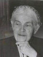 Mary Thorn Gannett