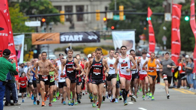 The Capitol City River Run Half Marathon is just one of the great running events in the area this week.