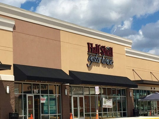 The new Half Shell Oyster House is coming to Lafayette in the Costco shopping center.