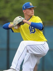 """Delaware's 2018 CAA Rookie of the Year and Freshman All-American Billy Sullivan will have """"Tommy John"""" elbow reconstruction surgery Wednesday."""