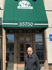 Domenico Policicchio is trying to find a new home for Malarkey's Irish Pub.