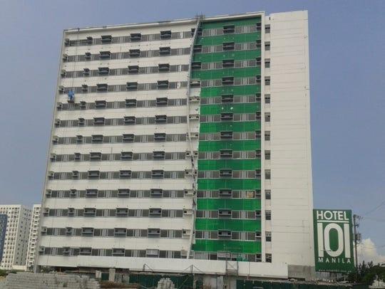 Hotel 101-Manila.
