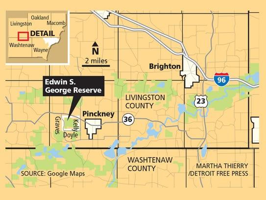 Edwin S. George Reserve