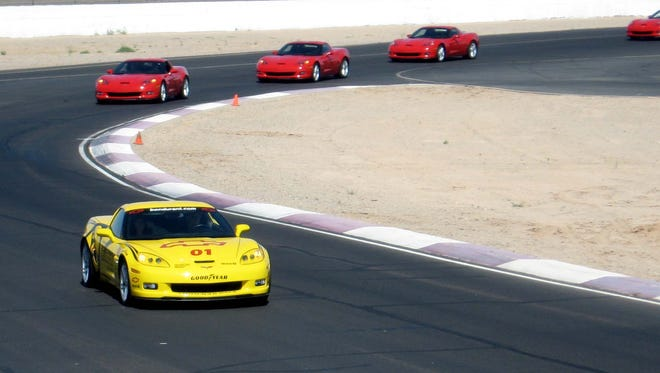 Bob Bondurant School of Driving