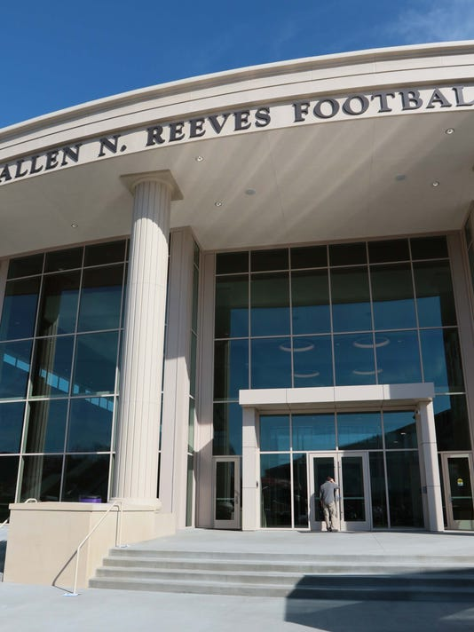 Clemson football facility opens