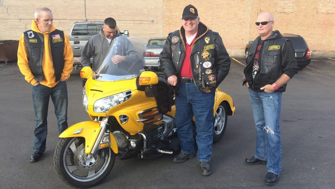 The Combat Veterans Motorcycle Association is sponsoring the Vets Helping Vets Benefit Ride for homeless veterans on June 4 from Cedar City to Washington City and back.
