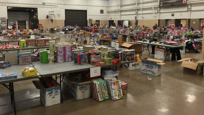 The St. Cloud Salvation Army needs a place to house its Christmas toy store. The St. Cloud Armory, which usually hosts the program, is under construction.