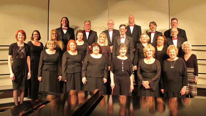 Carlsbad Community Chorale started 17 years ago and has about 20 members. The chorale will host their spring concert on May 25.