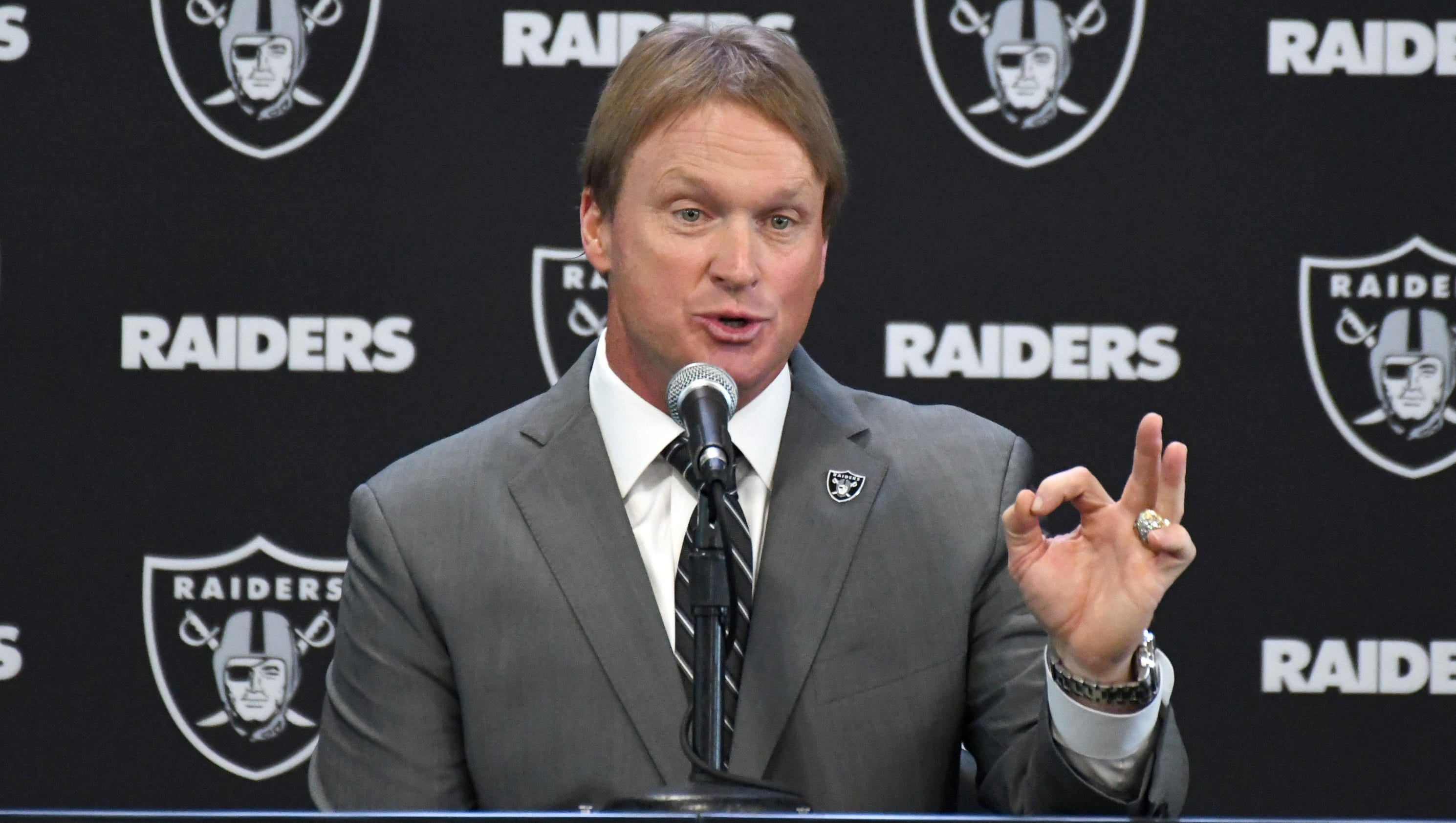 Raiders 2018 schedule: Jon Gruden returns to marquee matchups