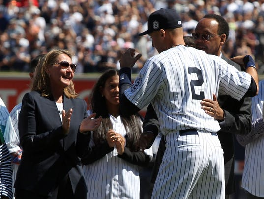 USP MLB_ Kansas City Royals at New York Yankees