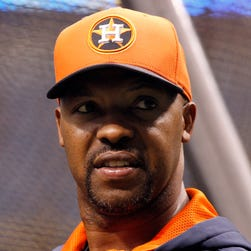 Bo Porter didn't get two full seasons as Houston Astros manager before he was fired by general manager Jeff Luhnow.
