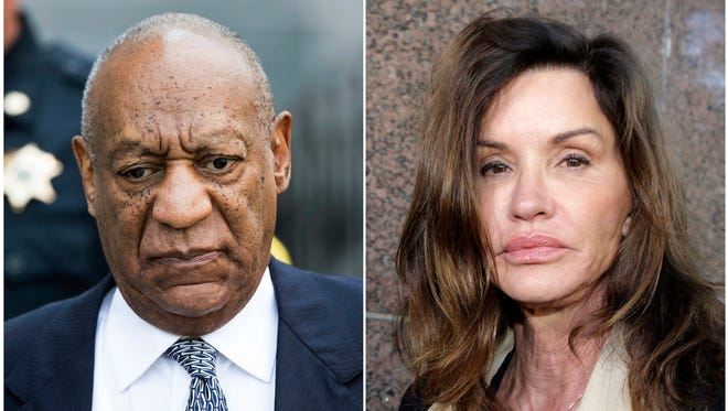Former model and reality TV star Janice Dickinson is one of the two remaining accusers left to testify in the sexual-assault retrial of Bill Cosby.
