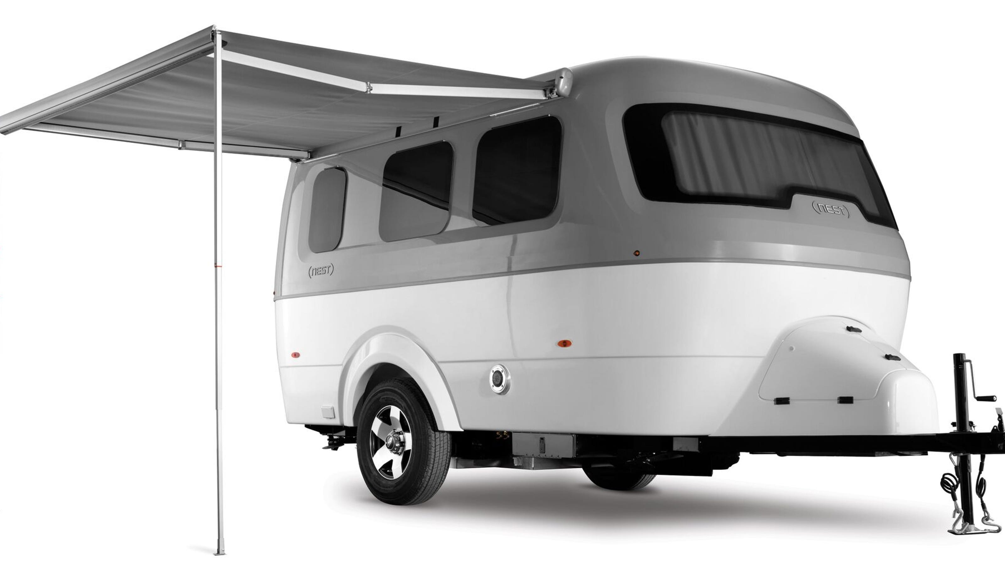 Airstream Travel Trailer >> Millennial interest drives wave of new RVs