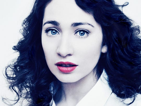 Regina Spektor plays to her stronger quirks on her