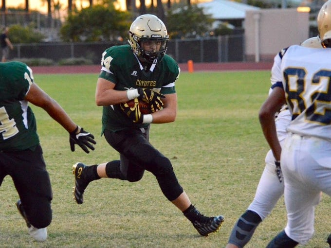 Saguaro S Clay Randall Commits To Air Force For Football Baseball
