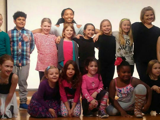 Dee's Glee Club classes, which are for kids from little to older, have gotten very popular.
