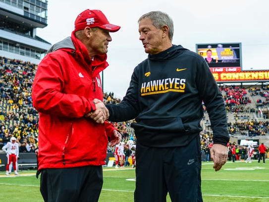 Friday will likely mark the last time Kirk Ferentz,