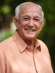 An image of former Guam governor, Carl T.C. Gutierrez,