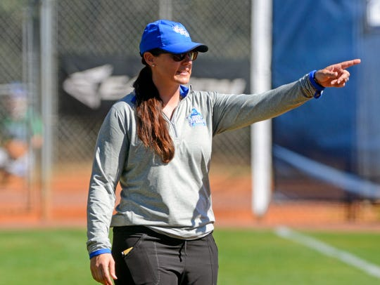 In only her third year, Melissa Paul has the UWF softball
