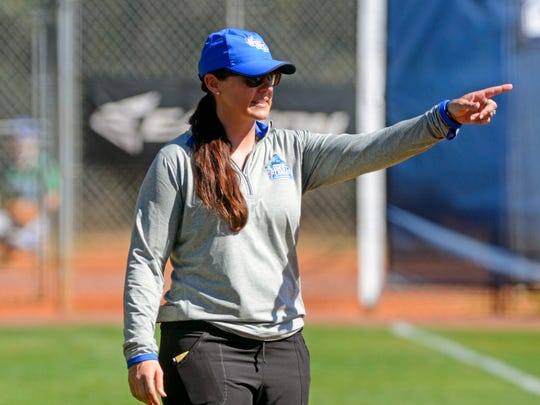 In only her third year, Melissa Paul has the UWF softball program pointing in upper-elite level and was awarded a No. 1 seed in South Region for the NCAA Division II Softball Tournament that begins Thursday at UWF Softball Complex.