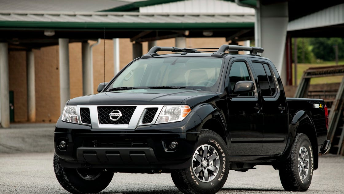 2015 nissan frontier pickup truck is authentically rugged. Black Bedroom Furniture Sets. Home Design Ideas