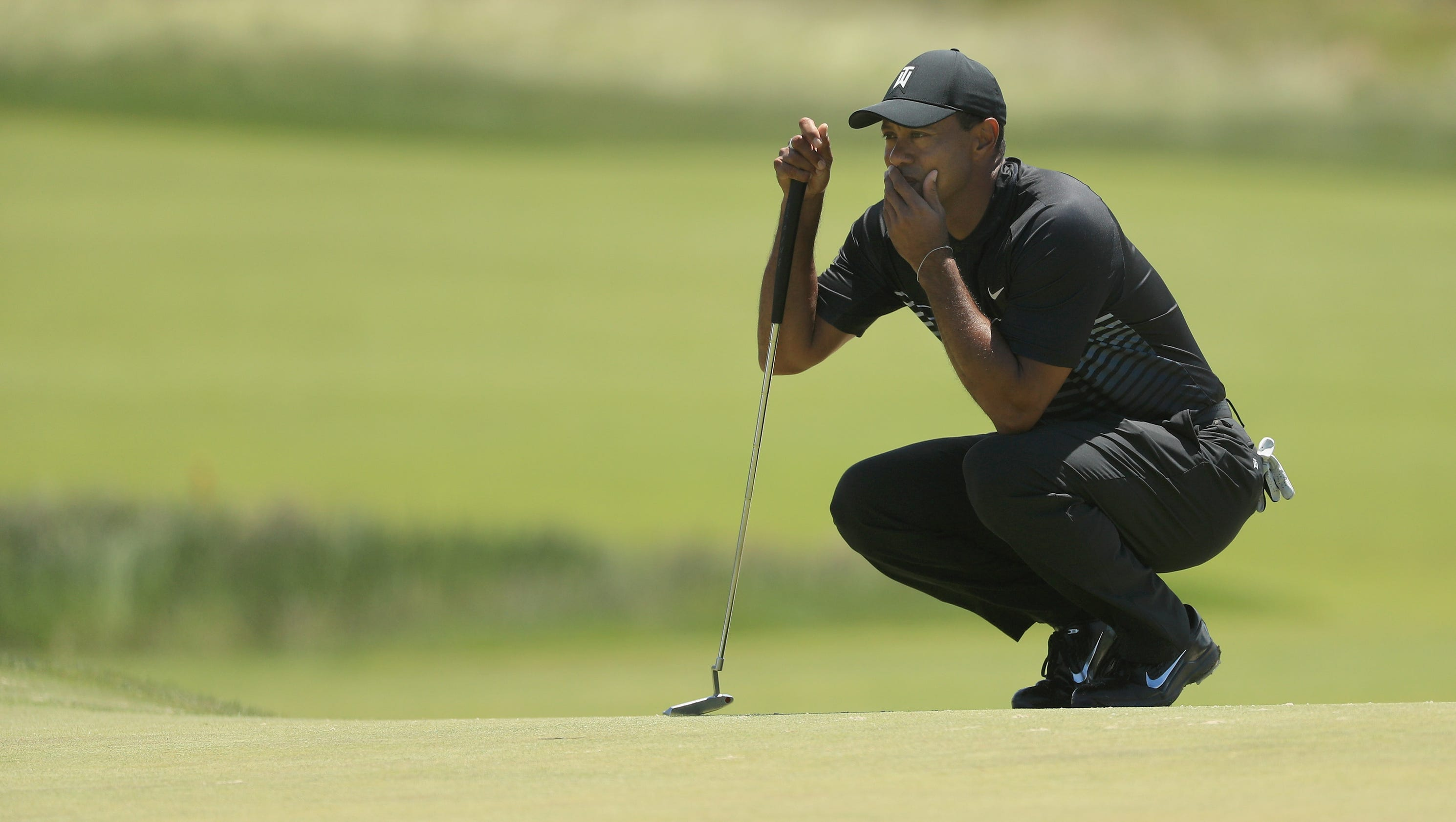 u s  open  tiger woods needs a reality check after latest