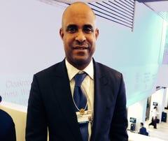 Haiti PM pursues investors at Davos