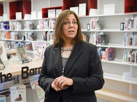 Karen Pundsack, executive director of Great River Regional