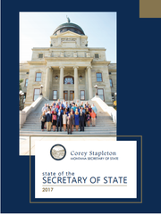 The State of the Secretary of State report